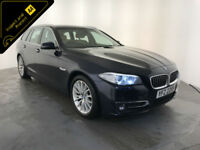 2014 BMW 520D LUXURY AUTOMATIC DIESEL SALOON 1 OWNER SERVICE HISTORY FINANCE PX