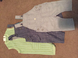 Boys Mexx Baby Lot. 3-6 month clothing
