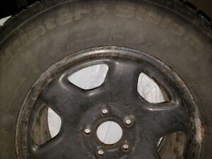 Winter Tires 235/70R16 For Ford Escape