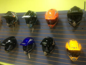 VENTE CASQUE MOTOCROSS DIRT BIKE DOT MOTO SCOOTER VTT $59.99!