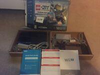 Wii u 32 gab boxed no games (consider swap)
