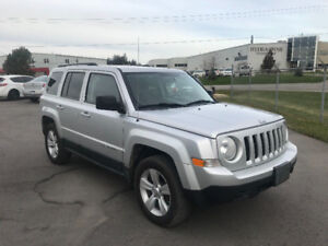 2011 Jeep Patriot North with Summer and Winter Tires