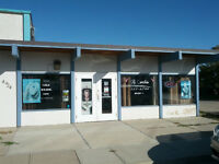 Retail and Office Space in Innisfail