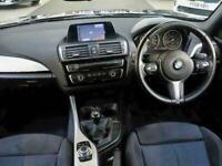 2016 BMW 1 Series 118d M Sport 3dr Hatchback Diesel Manual