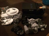 PS2/Nintendo Wii Console