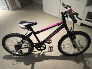 "Supercycle Impulse 20"" Girl's bike - $20"