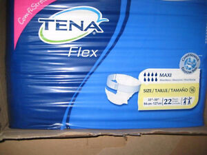 TENA DISPOSABLE INCONTINENCE BRIEFS