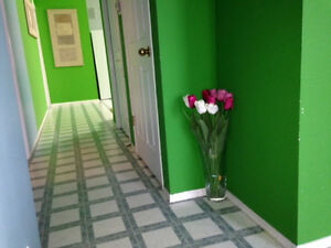 three nice rooms near sunrise library for long & short stay