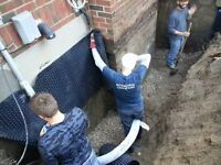Wet Basement? Drainage Issues? Plumbing Problems?