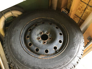Winter Tires - Good condition