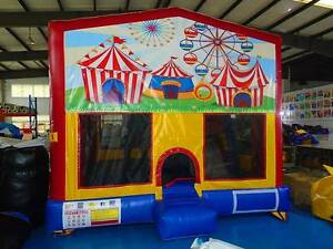 Lego Themed kids jumping castle for easter price strt from $110 Werribee Wyndham Area Preview