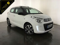 2014 64 CITROEN C1 AIRSCAPE FEEL EDN CONVERTIBLE 1 OWNER SERVICE HISTORY FINANCE
