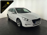 2012 PEUGEOT 508 GT SW HDI AUTOMATIC DIESEL 1 OWNER SERVICE HISTORY FINANCE PX