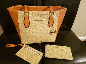 Michael Kors [ Hand Bag and Wallet ]
