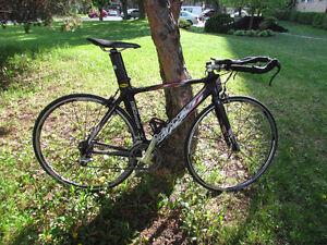 Vélo time trial pour triathlon Giant Trinity TCR 2005