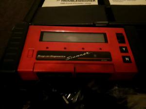 snapon MT2500 scanner