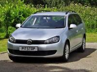 Volkswagen Golf 1.6 S TDi Bluemotion DIESEL MANUAL 2012/12