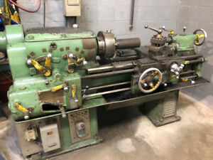 LATHE Monarch