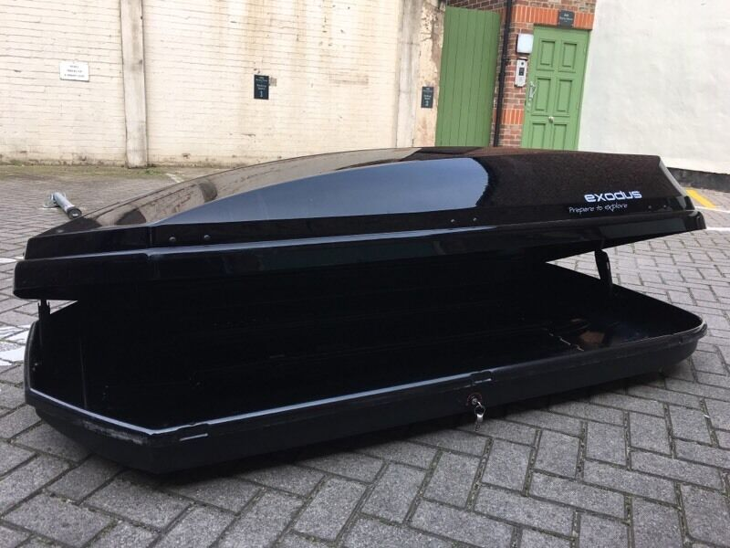 Exodus 300l Roof Box In York North Yorkshire Gumtree