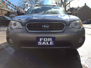 2006 Subaru Outback 2.5i Wagon ***NO ACCIDENT***