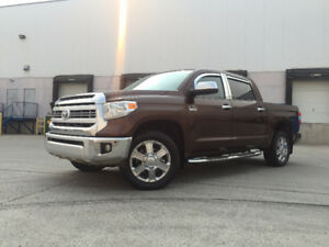 2015 Toyota Tundra 1794 Edition - Remote Starter, New Tires, 4x4