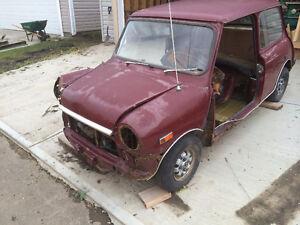 1977 Austin Mini 1000