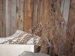 Set de chaines pour Tracteur