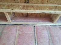Tired of a cold garage or basement call Dan for a free quote