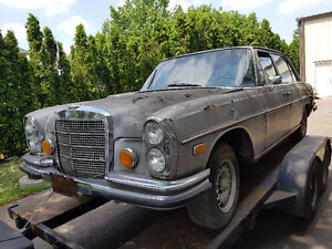 1972 Mercedes 280 SEL for parts