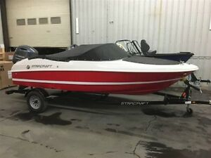 2016 Starcraft Marine LIMITED 172 OB FISH *INVOICE PRICING SALES