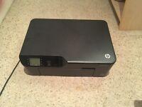 HP Deskjet 3520 printer and scanner