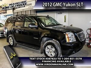 2012 GMC Yukon SLT   - Leather Seats -  Bluetooth -  Heated Seat