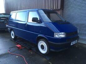T4 Transporter 1.9TDi van,project,camper