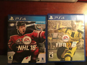 PS3 $5 each & PS4 games $20 each