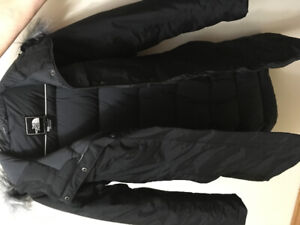Warm, Almost New Women's North Face Parka