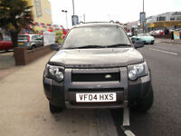 Land Rover Freelander 2.0Td4 auto 2004MY S