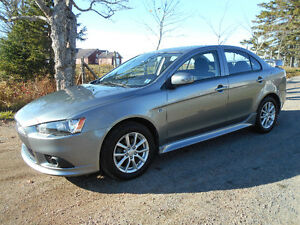 2015 Mitsubishi Lancer Limited Edition **Only 33638 klms**