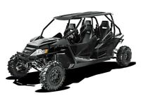 2015 Arctic Cat Wildcat 4X Limited EPS