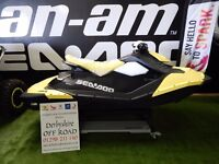 New Sea Doo Spark 2017 - 2-UP 60hp - Jet Ski - 0% Finance and Accessories Available