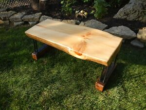Log Benches - Pine - $399.00 each Cambridge Kitchener Area image 7