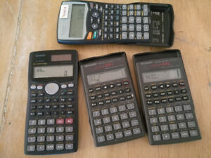 Calculatrice calculators