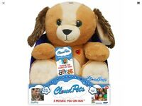 CLOUD PETS DOG INTERACTIVE TOY BRAND NEW
