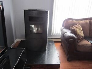 Pellet Stove - Used 3 Months And More....