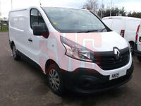 2015 Renault Trafic 1.6dCi SWB SL29 115 Business EX LEASE