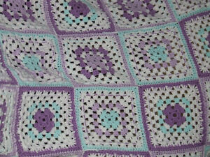 Beautiful Hand Crocheted Baby Afghan #5 - $25.00 Belleville Belleville Area image 5