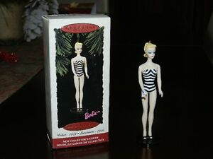 Swimsuit Debut Barbie ornament Kawartha Lakes Peterborough Area image 1