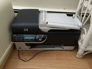 HP All-In-One Printer: Perfect Condition