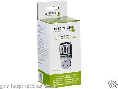 Energenie Energy Saving Power Meter - Gorillaspoke For Free Pp Eu Uk