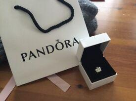 Pandora boat bead