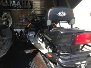 Ski-Doo 2001 Grand Touring 700